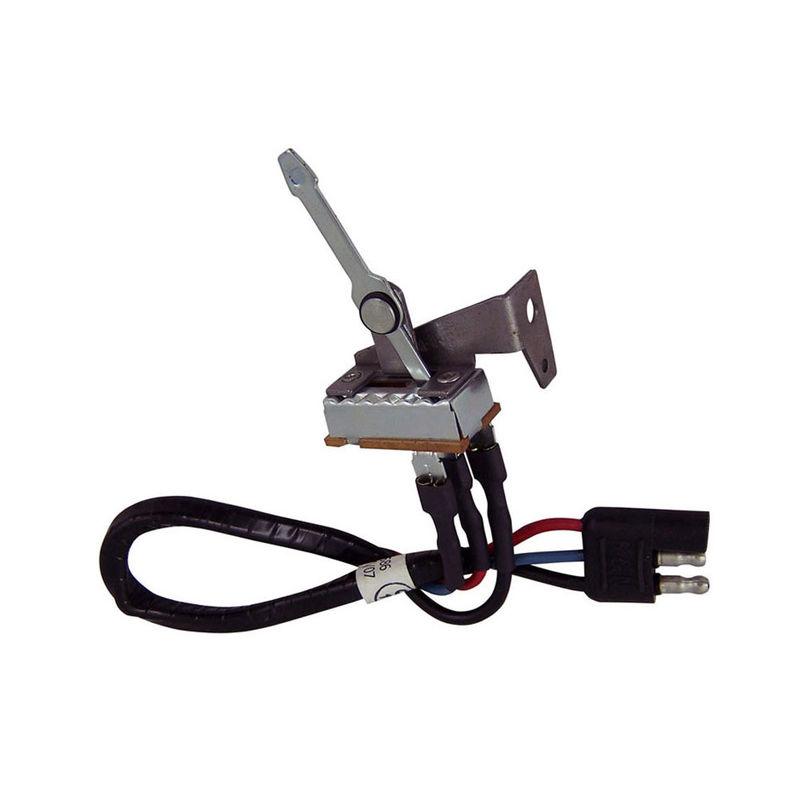 Heater Blower Switch Assy - 67 Mustang - John's Mustang ...